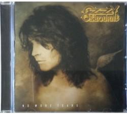 Ozzy Osbourne – No More Tears - Cd Usato