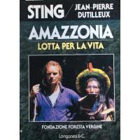 Sting - Amazzonia lotta per la Vita - Book