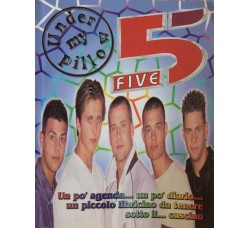 Five 5 - Curiosità - Calendario 1999 - Compleanni .