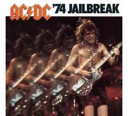 AC/DC - '74 Jailbreak (LP, Album, Comp, RE, 180)