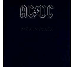 Ac/Dc - Back in Black - Vinile 1° Stampa 1980
