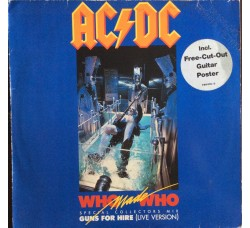 AC/DC ‎– Who Made Who (Special Collectors Mix)