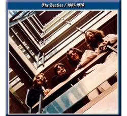 Beatles 1967-1970 - Calamita decorativa Official