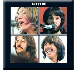 Beatles Let it be- Calamita decorativa Official
