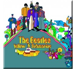 Beatles Wellow Submarine - Calamita Official