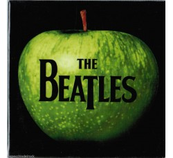 Beatles - Logo Mela Apple Calamita Ufficiale Rock Off