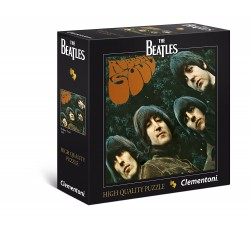 Beatles The - Beatles Rubber Soul - Clementoni