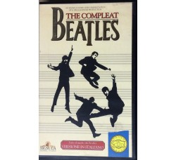 Beatles - The Compleat - Rara Videocassetta.