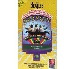 The Beatles -Magical Mystery Tour  - Rara Videocassetta.