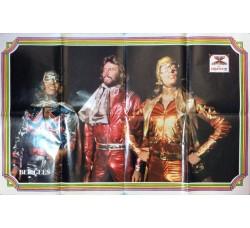 Bee Gees - Poster da Collezione  - cm 75 x cm 48