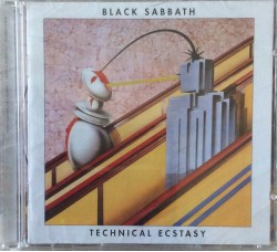 Black Sabbath ‎– Technical Ecstasy - Cd