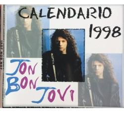 Bon Jovi - Raro Calendario 1998 - Da collezione