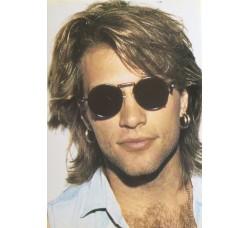 Bon Jovi - Cartolina da collezione