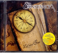 Constancia ‎– Lost And Gone - CD Sealed