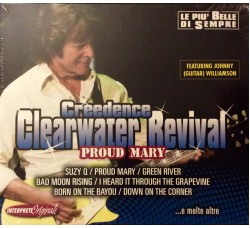 Creedence Clearwater Revival Proud Mary (CD)