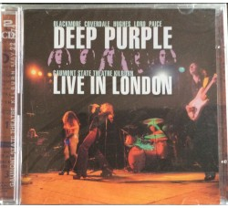 Deep Purple ‎– Live In London - 2- Cd