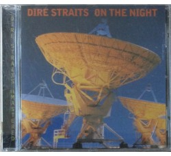 Dire Straits ‎– On The Night Live - CD