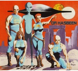 Dr. Hasbeen – Signs - CD*