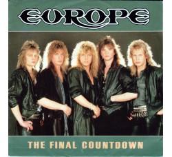 Europe – The Final Countdown  Etichetta: Epic – 45 RPM