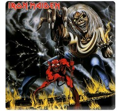 Iron Maiden Number Of The Beast - Calamita