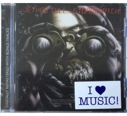 Jethro Tull – Stormwatch - CD Sealed