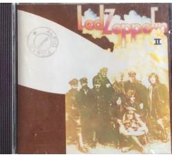Led Zeppelin – Led Zeppelin II - Cd Usato