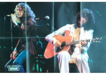 Led Zeppelin - Poster - Discografia - New