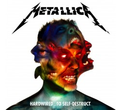 Metallica ‎– Hardwired...To Self-Destruct - 3 LP/Vinile