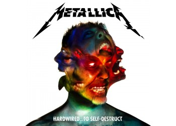 Metallica – Hardwired...To Self-Destruct - 3 LP/Vinile