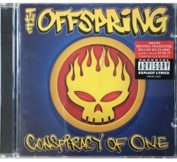 Offspring – Conspiracy Of One - Cd Usato