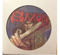 Saxon ‎– Saxon - Picture disc