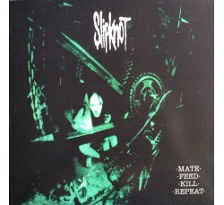Slipknot ‎– Mate. Feed. Kill. Repeat limited Green.