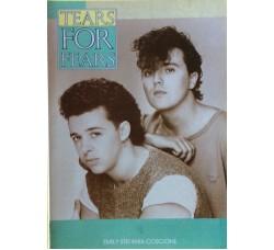 LIBRO / BOOK - Tears for Fears - Book Storia - Discografia - Videografia