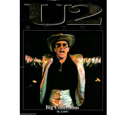 LIBRO / BOOK - U2 Story - Big Collection Book