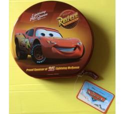 Cars - Licenza Ufficiale Porta 24 CD-DVD - AL-25