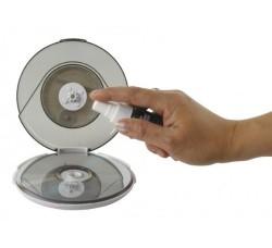 Set Pulizia CD Liquido + Cuscinetto Rotante