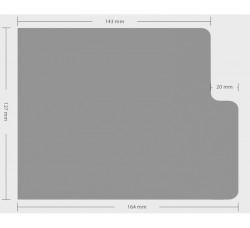Separatore [CD] Modello Inglese Orizzontale