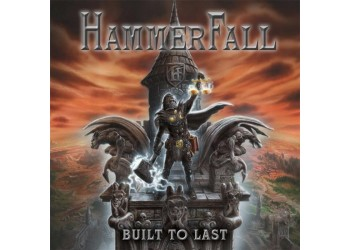 Hammer Fall - Built to Last - Vinile Red limited
