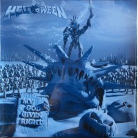Helloween – My God-Given Right - 2 Lp