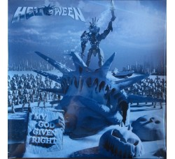 Helloween ‎– My God-Given Right - 2 LP/Vinile