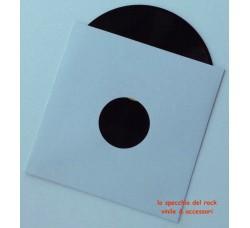 Copertine cartoncino per Vinile 78 Giri BIANCHE - Pz 25