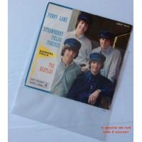 Busta Esterna Trasparente Polietilene per dischi 45 Giri EP - Pezzi 50