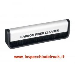 Spazzola professionale con fibre di Carbonio