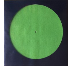 DJ. Slipmat Tappetino colore  Verde