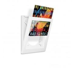 Cornice Art Vinyl per LP - Colore Bianco