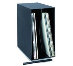 Contenitore BOX DELUXE  per LP 50 LP/Vinile - Colore nero