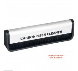 Spazzola con fibre di Carbonio per la pulizia Vinile