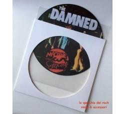 """Copertina (LP) 12"""" BIANCA + Busta PE - Picture disc - Pz 10"""
