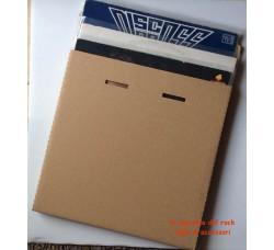Scatole per la Spedizione dei Vinili LP da 1 fino 3 LP - 10 PZ