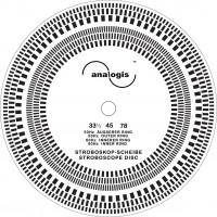 ANALOGIS - Disco Stroboscopio per il controllo della rotazione del GIRADISCHI